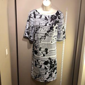 NWT Laundry by Shelli Segal dress size 10